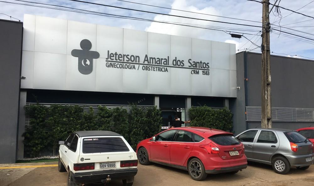 Clínica Dr. Jeterson Amaral dos Santos (Anexo ao Hospital Bom Jesus)